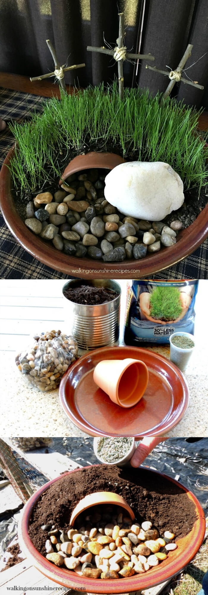 Plant a Resurrection Garden   Creative Easter Garden Projects & Ideas Your Kids Will Love