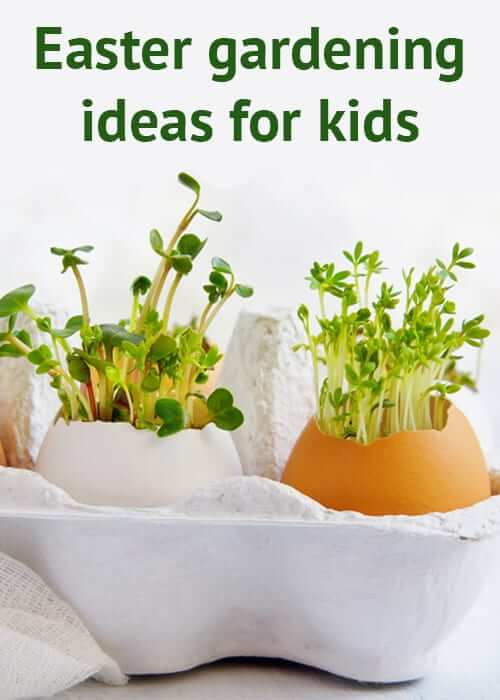 Easter Garden for kids   Creative Easter Garden Projects & Ideas Your Kids Will Love