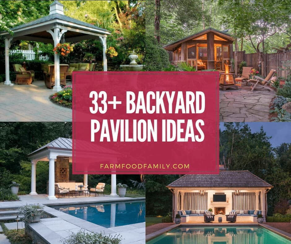 Best backyard pavilion ideas