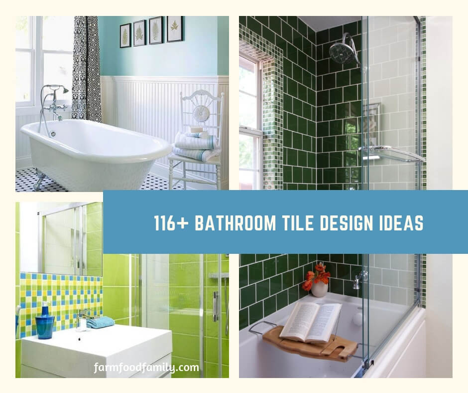 Bathroom Tile Design: Ideas for Incorporating Tile into the Bathroom Design