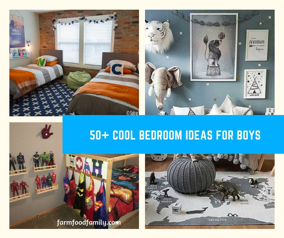 Cool teen bedroom ideas for boys