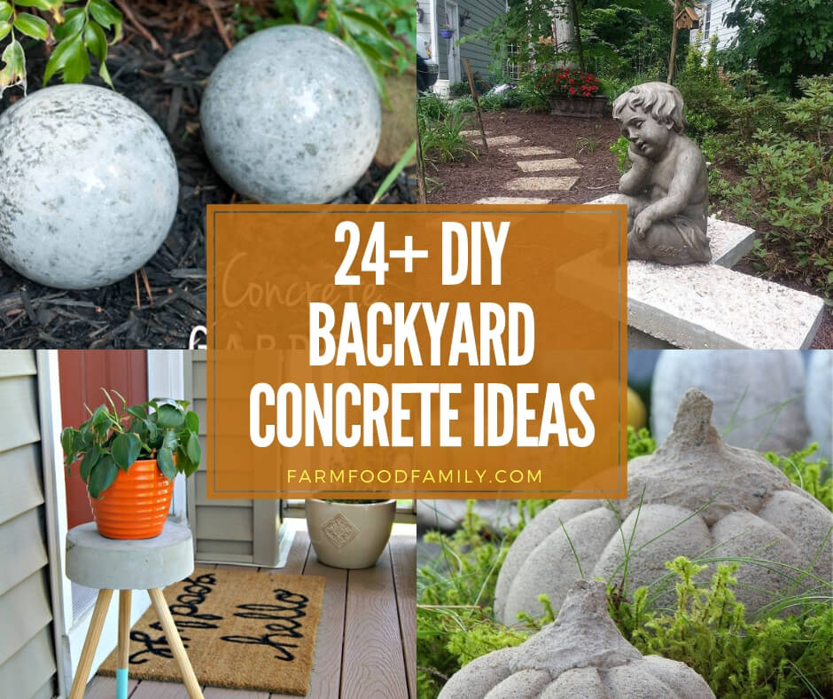 Best concrete patio ideas for your backyard