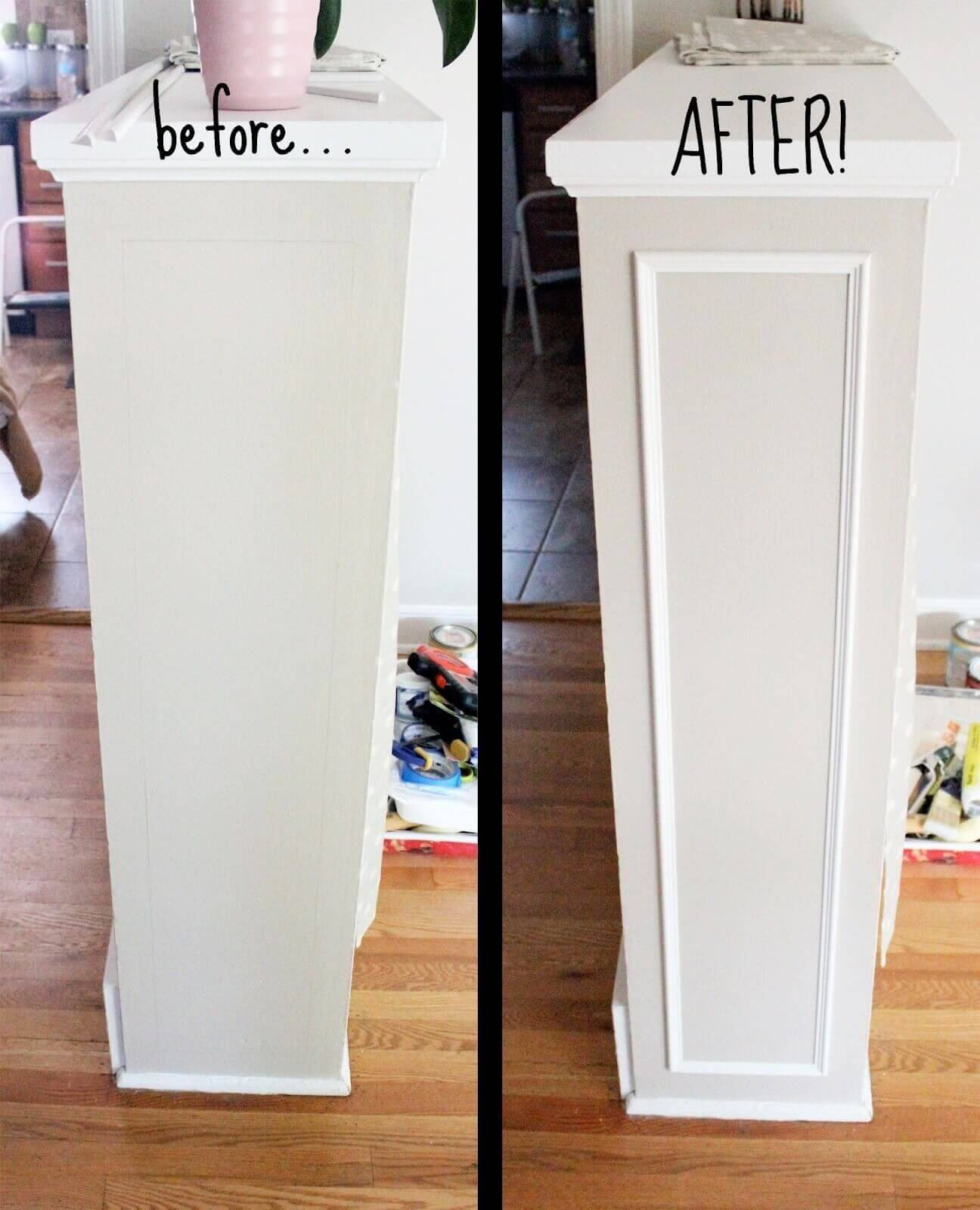 Cheap Half Wall Decor | Amazing Wainscoting Ideas for Your New Home