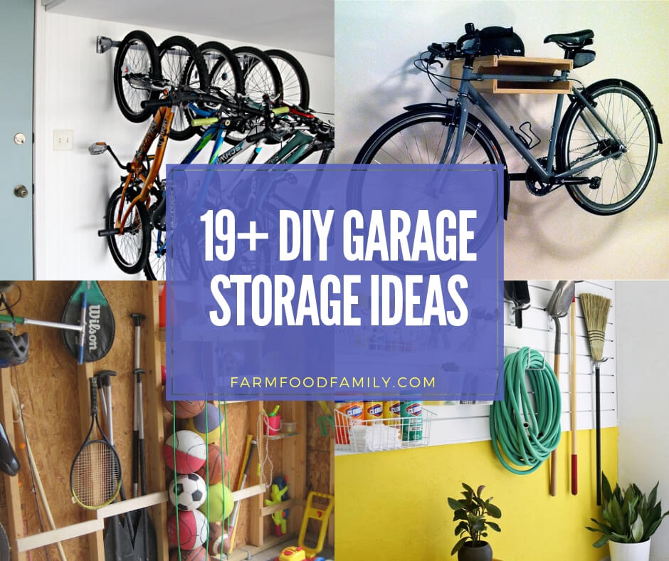 best diy garage storage ideas