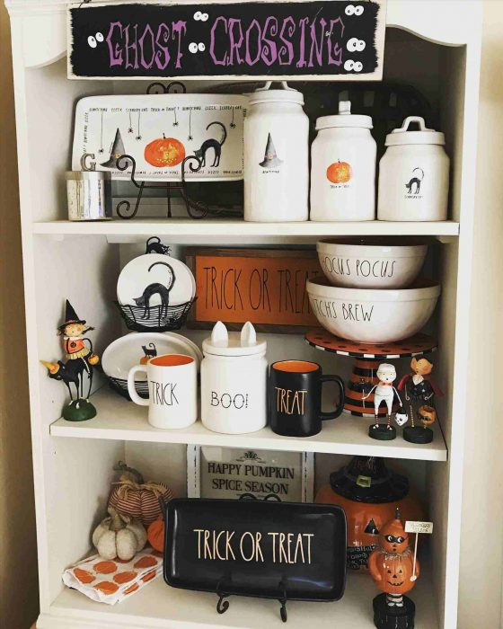 Kitchen items for halloween
