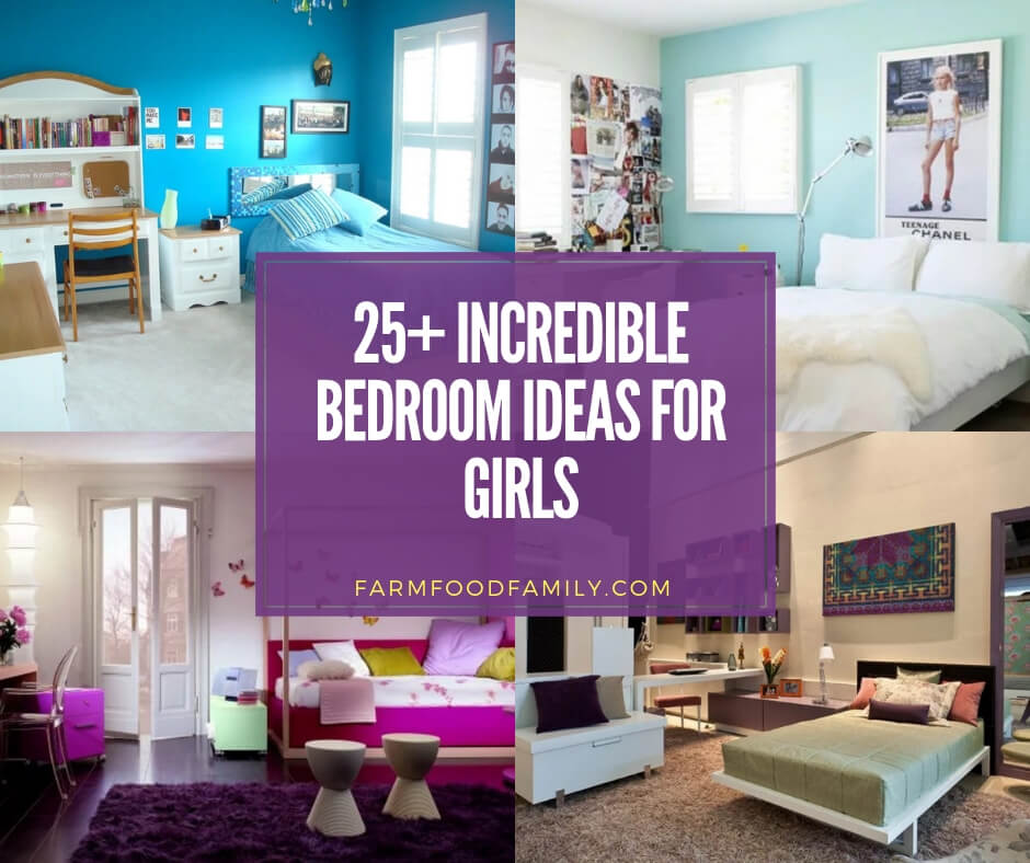 best bedroom ideas for girls
