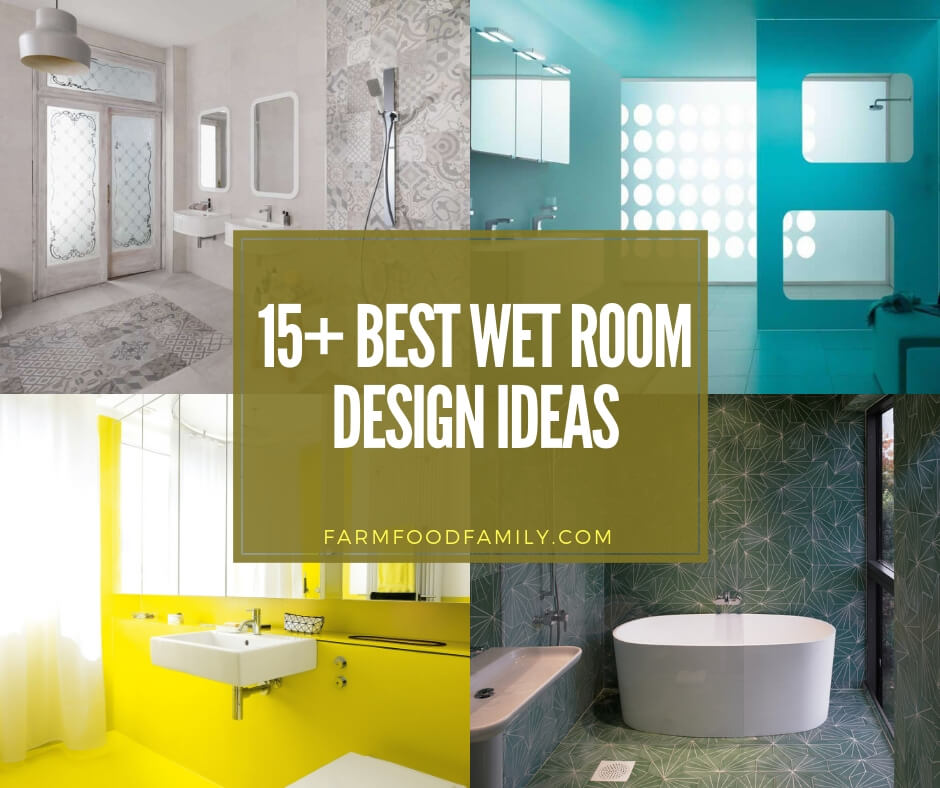 best wet room design ideas