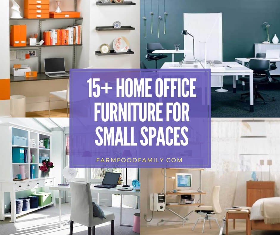 15  best home office furniture ideas for small spaces 2019