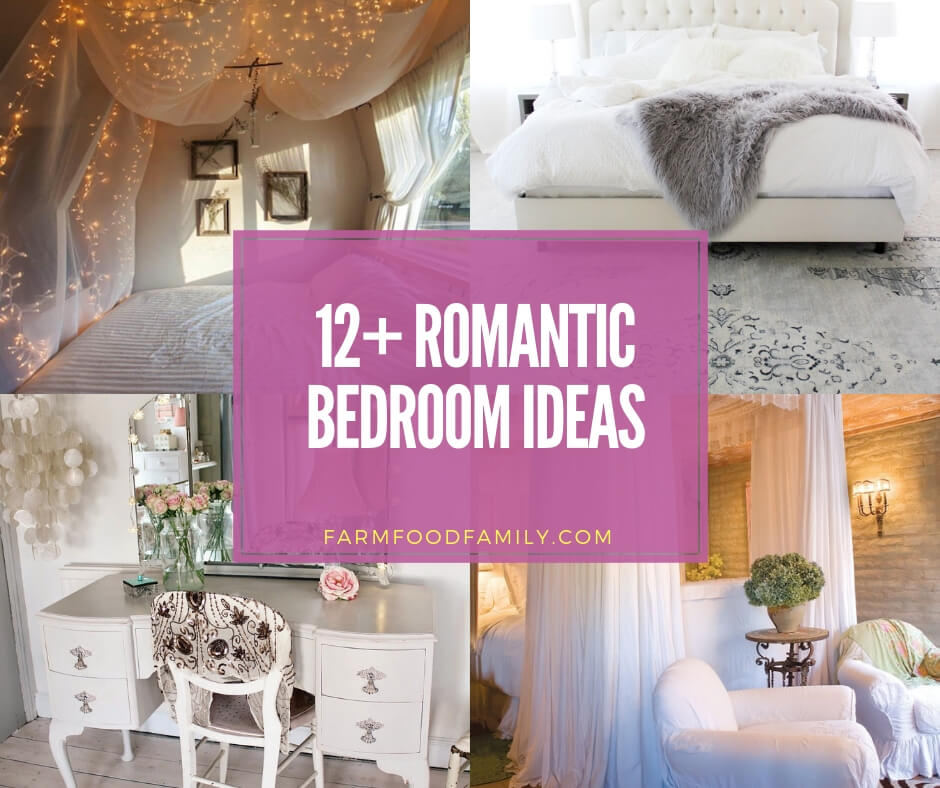 best romantic bedroom ideas
