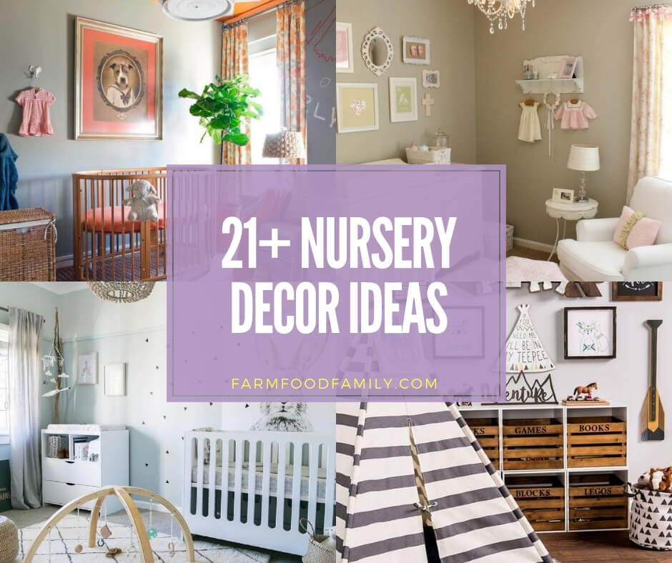 best nursery decor ideas