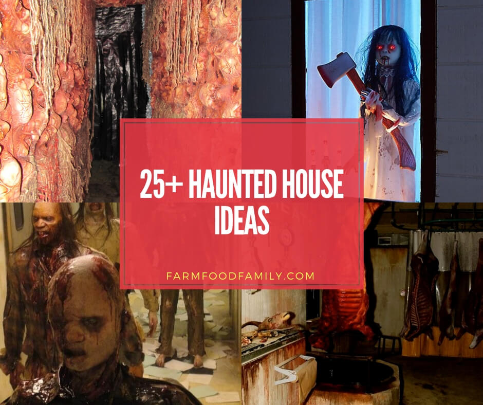 25 Scary Haunted House Ideas For This Halloween 2019