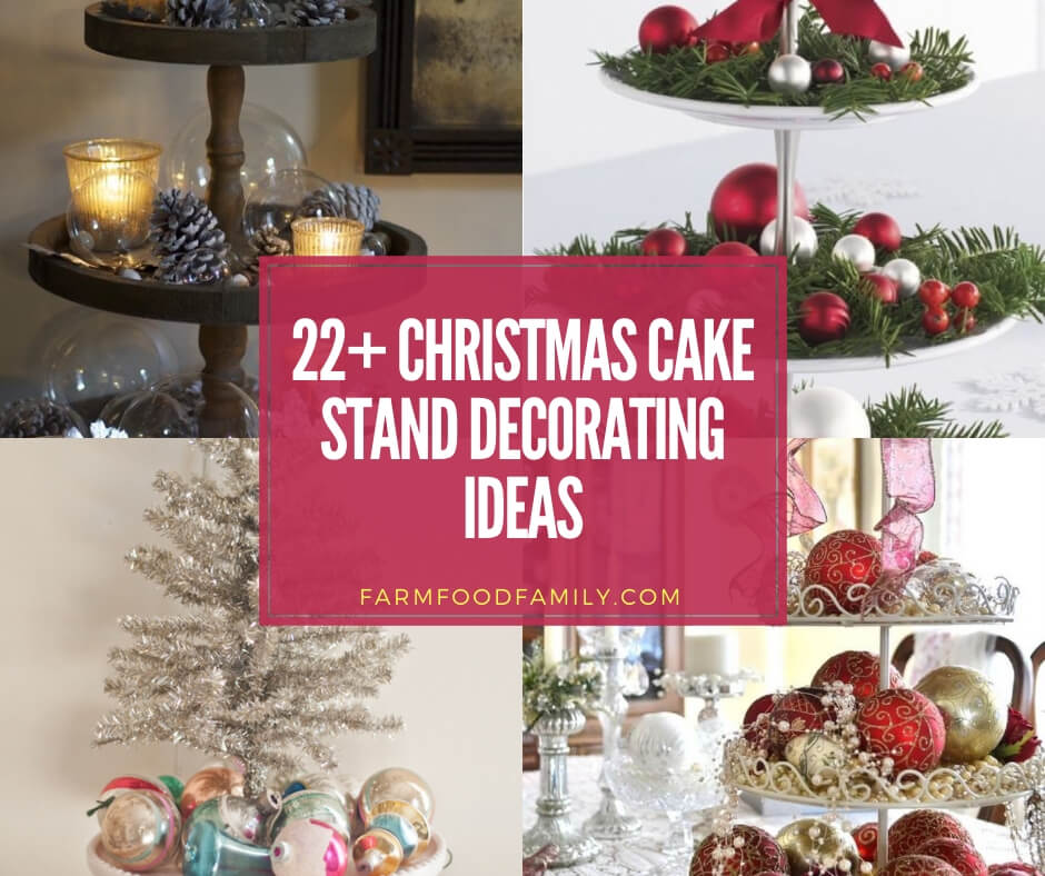 Design Christmas Cake Decorating Ideas Pictures