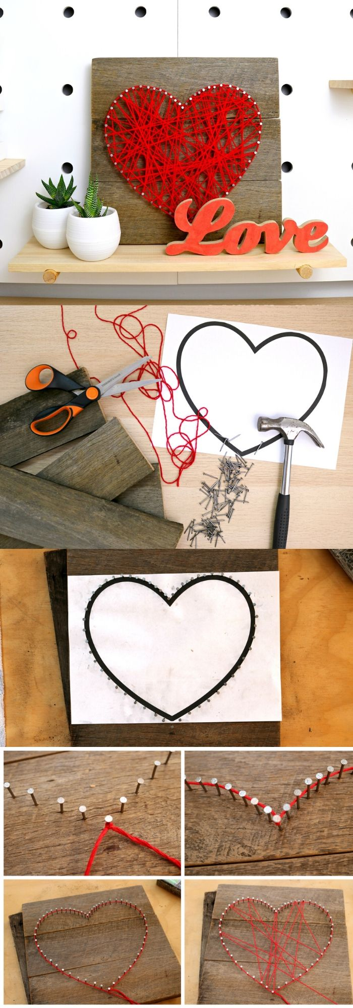 The string heart