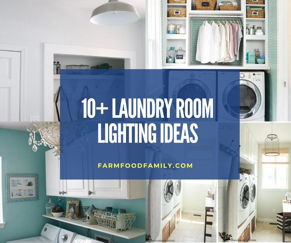 10 Best Laundry Room Lighting Decor Ideas Designs In 2019