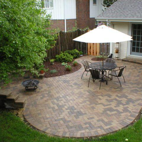 Embrace the Quarry Tiles for Your Patio