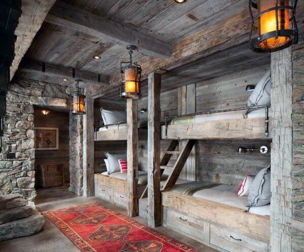 The old, rustic appeal