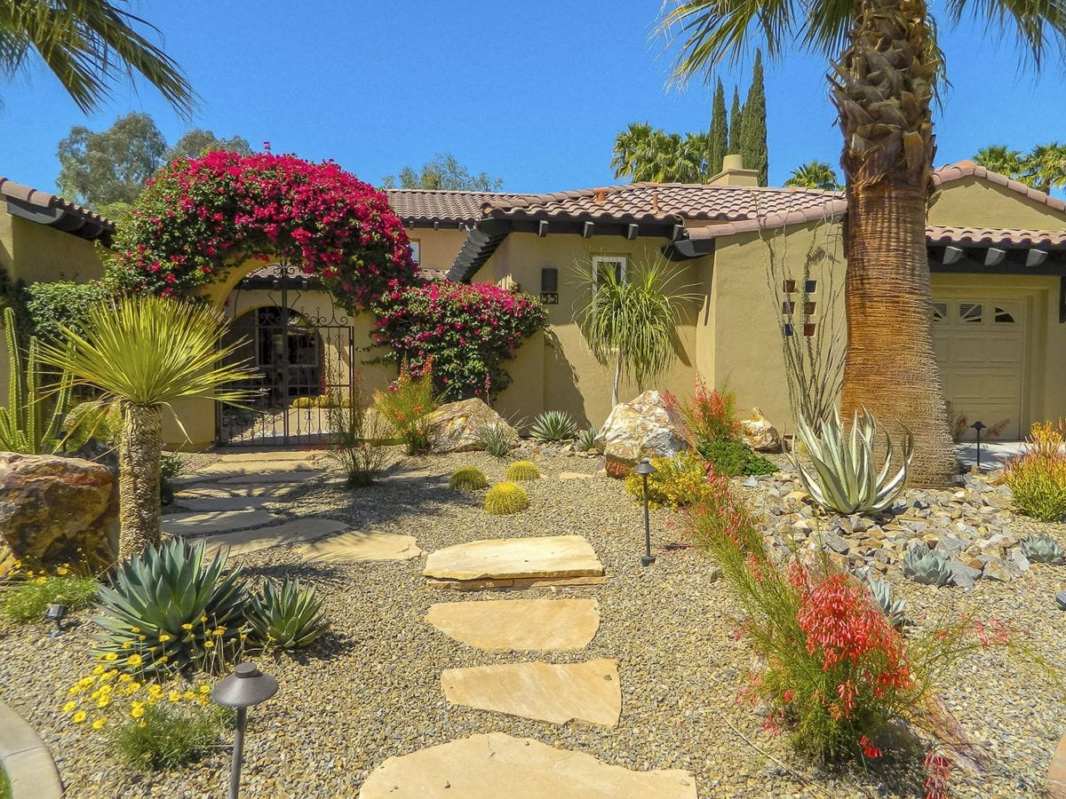 Godfather Arizona backyard ideas