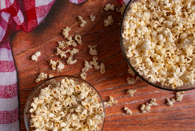 Can you make stovetop popcorn without oil