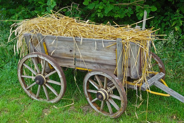What is straw used for?