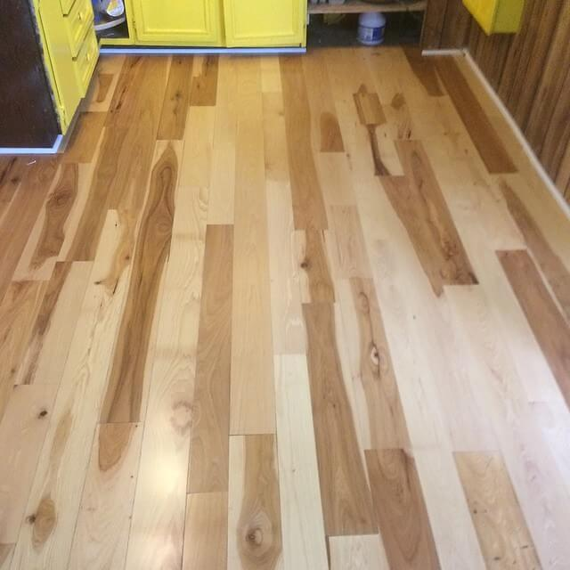 Hickory Flooring Cons