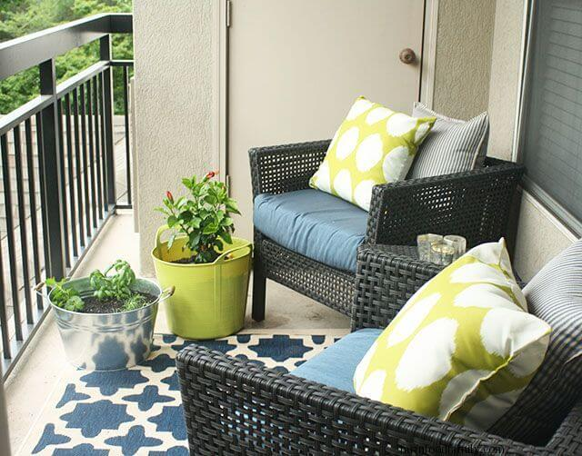 Get Some Outdoor Furniture