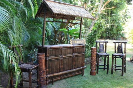Why Not Bring in A Tiki Bar?