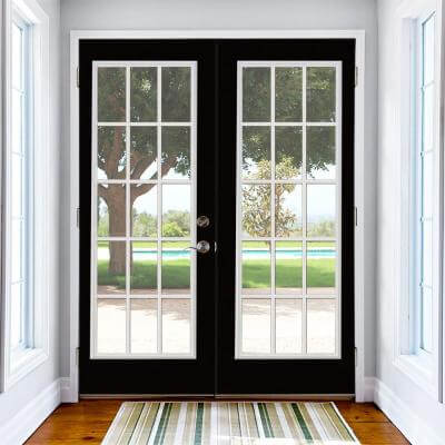 Try out Black Framed Patio Doors