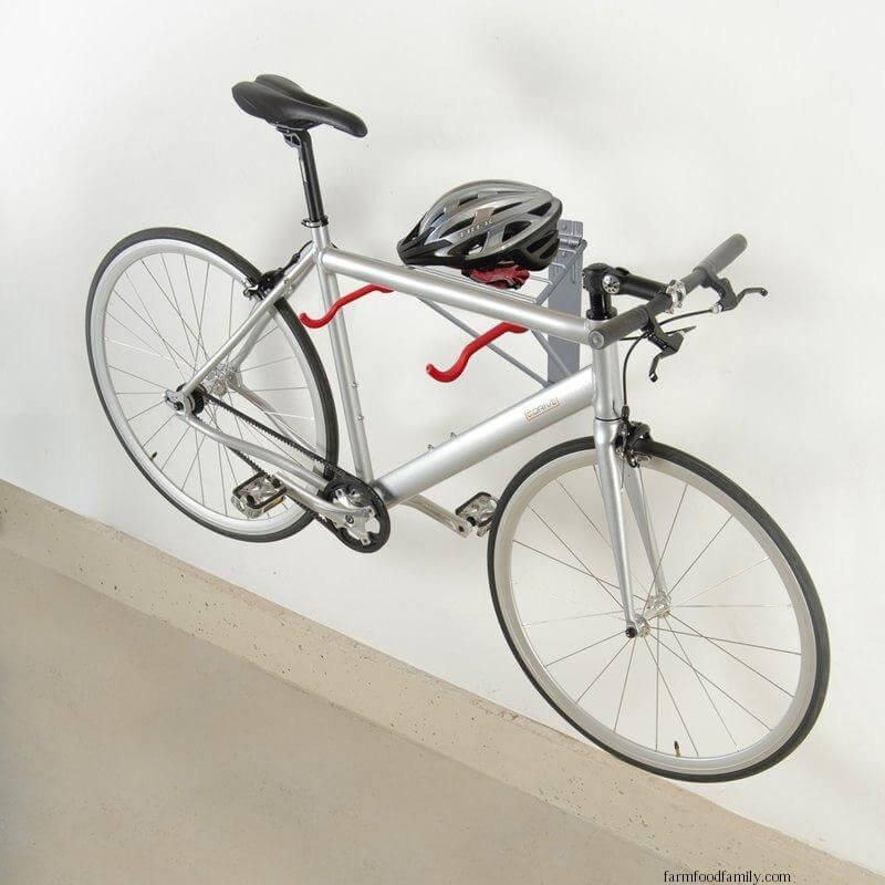 Mount Your Bikes on the Wall