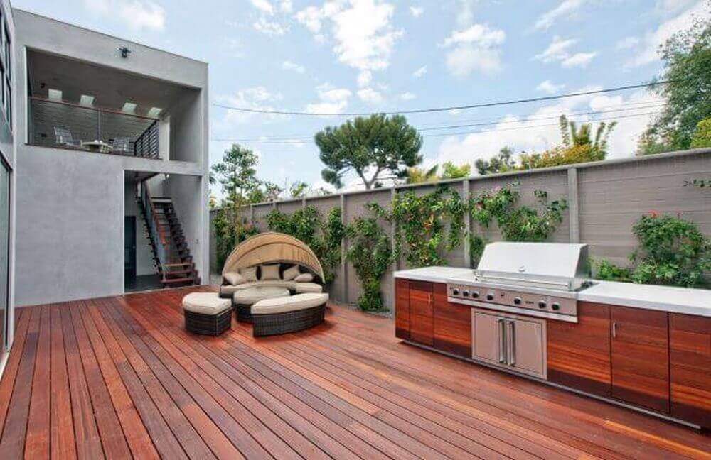 Protect Your Backyard Grill Territory
