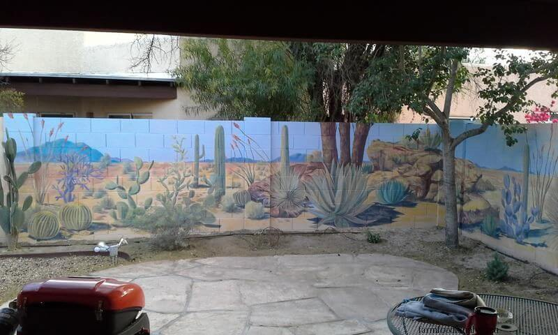 Try Out a Mural Paint