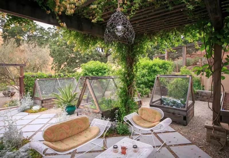 Can You Try the Santa Ynez Rustic Patio?
