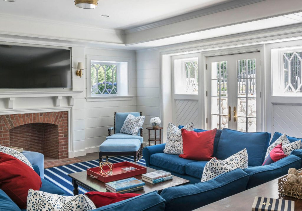 Incorporate French Doors into Space