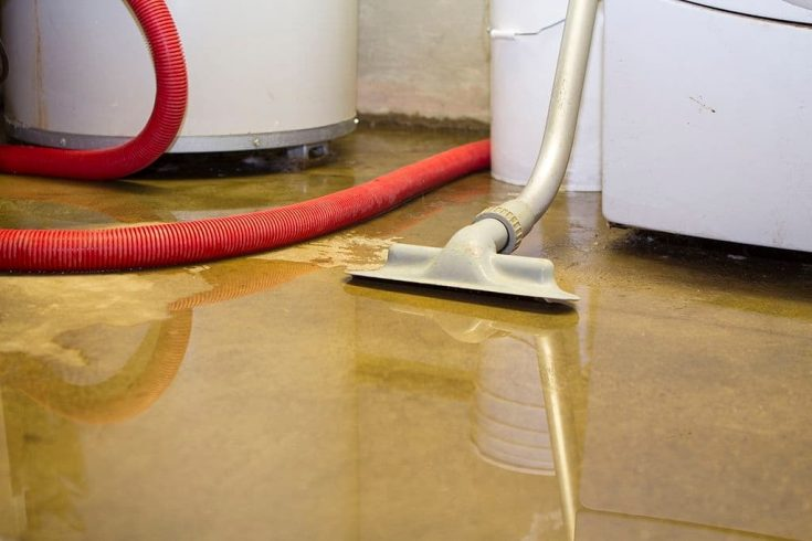 How To Clean Up Flooded Basement